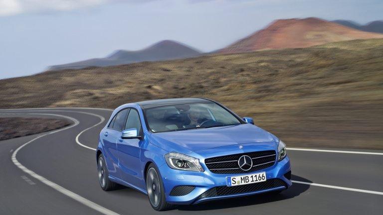 Mercedes Benz a Seregno