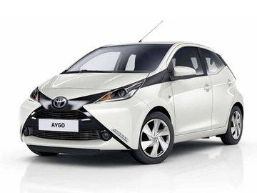 Noleggio a lungo termine Toyota Aigo